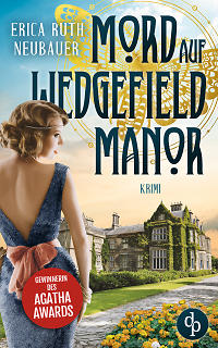 Mord auf Wedgefield Manor Cover