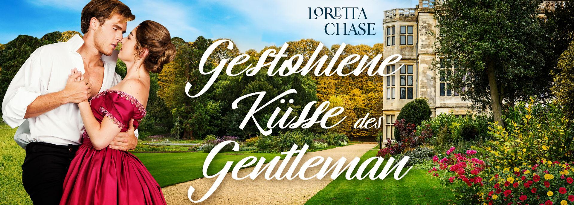 Gestohlene Küsse des Gentleman