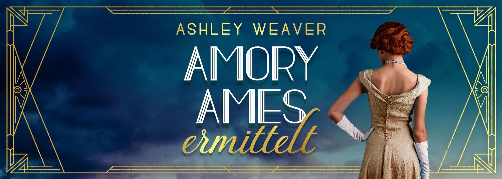 Amory Ames ermittelt-Reihe (Grafikmaterial)