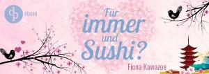 Fuer immer und Sushi Website