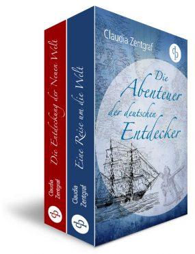 Claudia Zentgraf – Die Abenteuer der deutschen Entdecker
