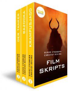 Ulrike Stegmann, Christof Reiling – Filmscripts