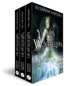 Susanne Ferolla – Die Wolfselbin