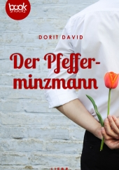 Dorit David – Der Pfefferminzmann – booksnacks
