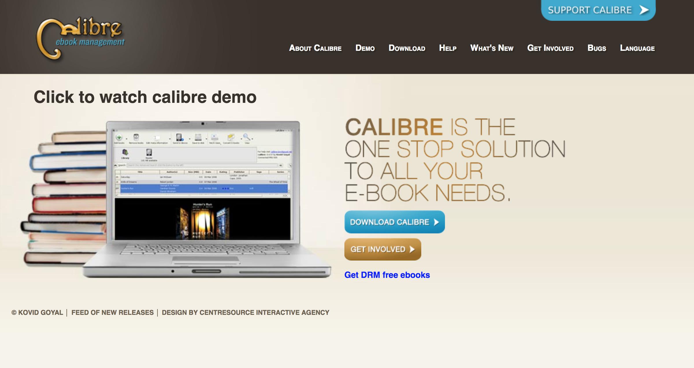 Mit neuem Calibre-Plugin die E-Book-Bibliothek mit der Cloud