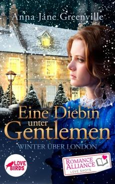 Anna Jane Greenville - Eine Diebin unter Gentleman
