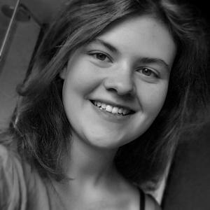Autorin Smilla Johansson